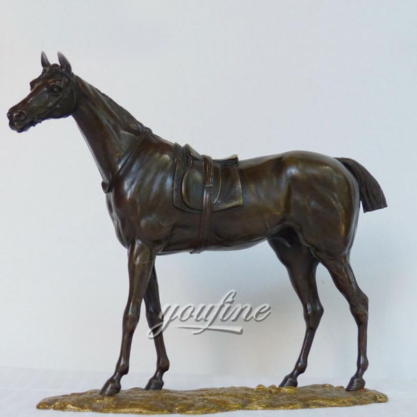 Life Size Large Bronze Horse Sculpture Artists for sale