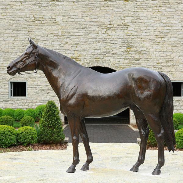 Famous Horse Sculptures-life Size Horse Sculptures/statues